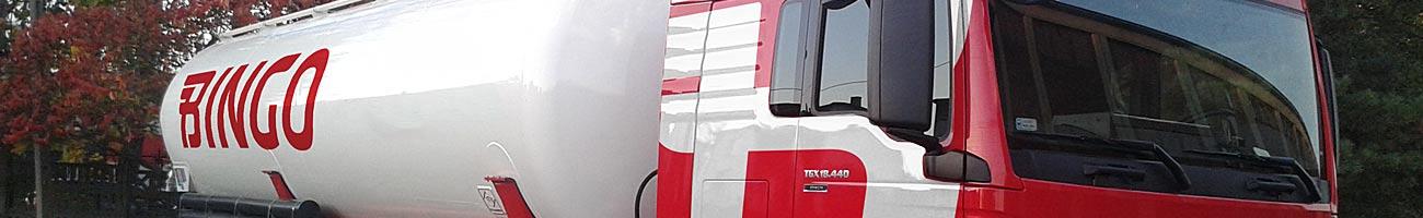 Bingo Transport - Our company